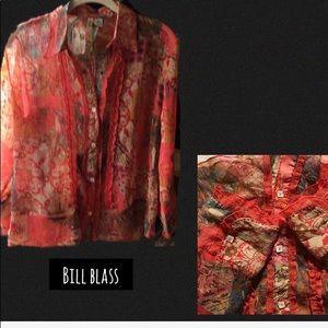 Bill Blass blouse
